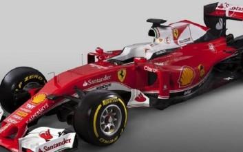 Αποκαλύφθηκε το μονοθέσιο της Ferrari
