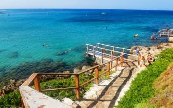 Τρεις παραλίες της Κύπρου στις 25 καλύτερες της Ευρώπης