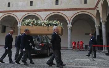 Κηδεύτηκε ο Ουμπέρτο Έκο