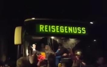 Κατακραυγή στη Γερμανία από βίντεο με εικόνες βίας σε πρόσφυγες