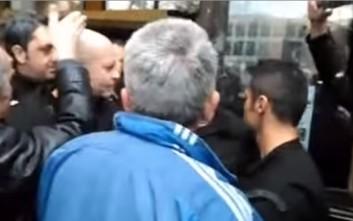 ΣΥΡΙΖΑ: Δημοσιογράφοι προέτρεπαν τους αγρότες να εισβάλουν στο επεισόδιο στην Κοζάνη