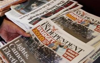 Η Independent παύει από σήμερα να εκδίδεται σε χαρτί