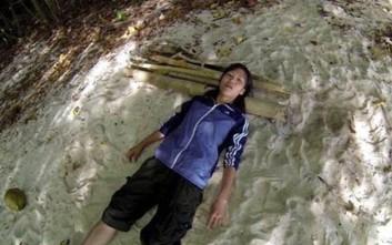 Η 22χρονη που έκανε 19 μέρες «διακοπές» σαν ναυαγός σε έρημο νησί