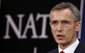 Γενικός Γραμματέας ΝΑΤΟ: Η ΠΓΔΜ να επιδείξει ρεαλισμό