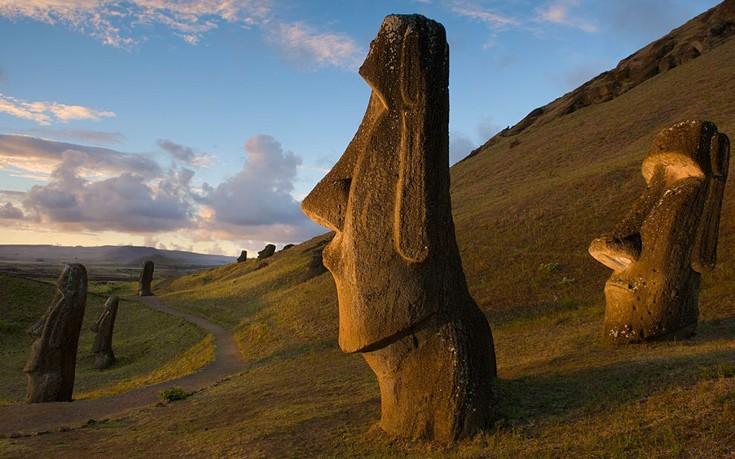 Συναρπαστικές θεωρίες για το μυστηριώδες Νησί του Πάσχα