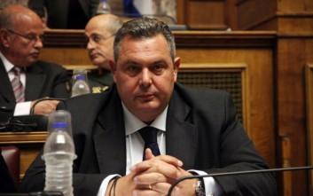 Συνάντηση Καμμένου – Στόλτενμπεργκ για τη δραστηριότητα του ΝΑΤΟ στο Αιγαίο