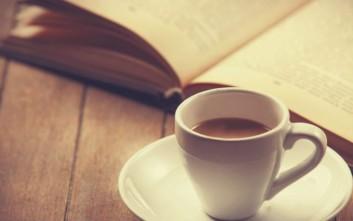 Cafes όπου μαζί με τον καφέ απολαμβάνουμε και το βιβλίο μας