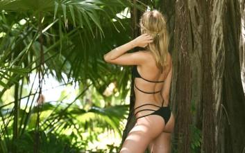 Το κορίτσι της… ζούγκλας