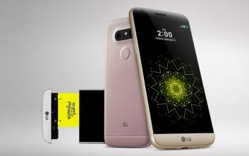 Παρουσιάστηκε το νέο LG G5 με αρθρωτή σχεδίαση