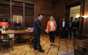Φώφη σε Τσίπρα: Κάνεις μυστική διπλωματία