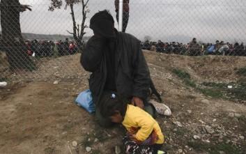 Ηρεμία επικρατεί στον καταυλισμό στην Ειδομένη