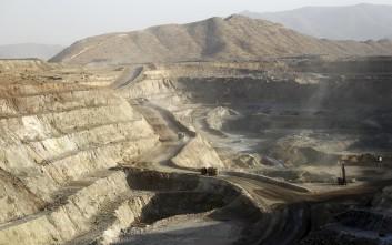 Κατολίσθηση σε ορυχείο λιγνίτη στην Κοζάνη