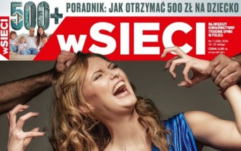 Σοκάρει το εξώφυλλο ξενοφοβικού περιοδικού της Πολωνίας