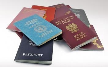 Κύκλωμα διακινούσε πλαστά διαβατήρια στην Αττική