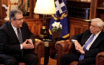 Παυλόπουλος: Να υπερασπισθούμε την κοινωνική συνοχή και την εθνική μας κυριαρχία