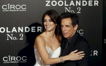 Έλαμψε η Πενέλοπε Κρουζ στην πρεμιέρα του «Zoolander 2»