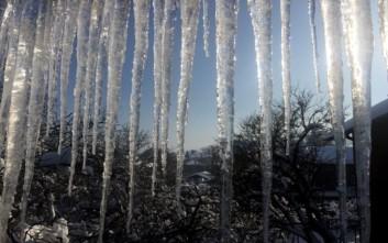 Προβλήματα στην Αχαΐα λόγω κατολισθήσεων και παγετού
