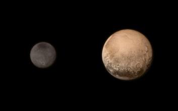 Ο Χάρων, η μεγαλύτερη σελήνη του Πλούτωνα, είχε υπόγειο ωκεανό