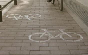 Ο λεωφορειόδρομος γίνεται ποδηλατόδρομος στα Τρίκαλα