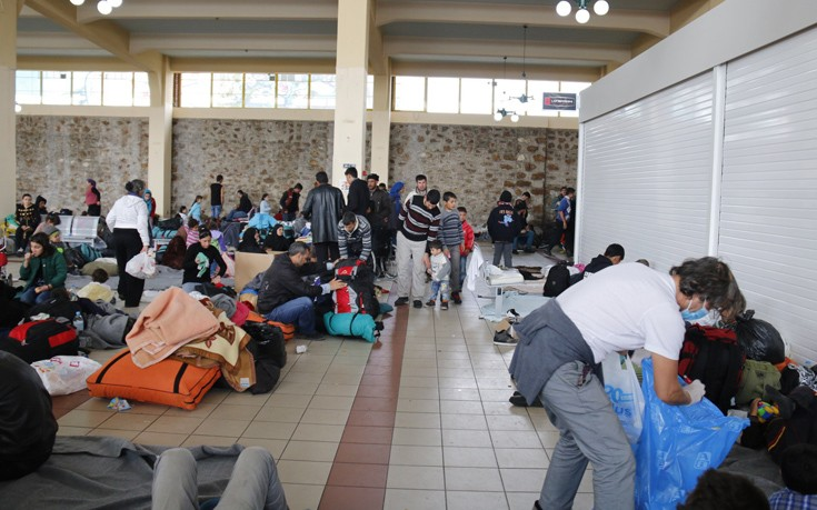 Ενεργοποίηση της Περιφέρειας Αττικής για το προσφυγικό
