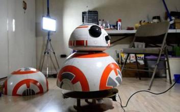 Πώς να φτιάξεις το δικό σου ρομποτάκι του Star Wars