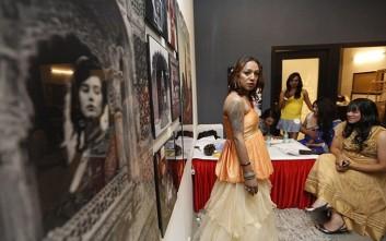 Το πρώτο πρακτορείο διεμφυλικών μοντέλων στην Ινδία