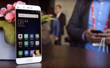 Παρουσίασε το Mi 5 η Xiaomi