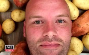 Ο άνθρωπος που θα τρώει μόνο πατάτες το 2016