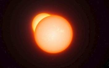 Ανακαλύφθηκε άστρο που εξαφανίζεται επί 3,5 χρόνια