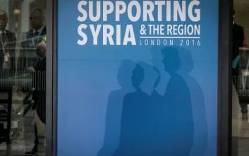 Διάθεση δισεκατομμυρίων στη Συρία από τη διεθνή κοινότητα