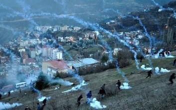 Ένταση προκαλεί η κατασκευή χρυσωρυχείου στην Τουρκία