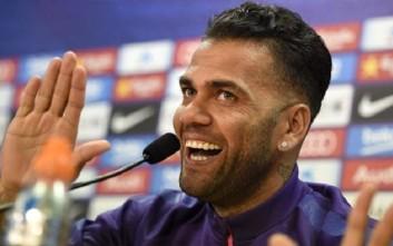 Ντάνι Άλβες: Θέλω να παίξω στο Μουντιάλ 2022