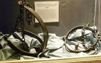 Το «χαλινάρι» που τιμωρούσε τις κουτσομπόλες του Μεσαίωνα