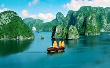 Κόλπος Χα Λόνγκ, το «Εθνικό Στολίδι» του Βιετνάμ