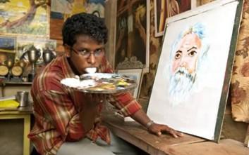 Έξι απίστευτοι ζωγράφοι με παράξενες τεχνικές