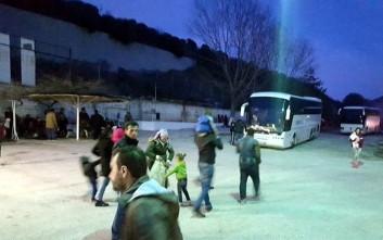 Πρόσφυγες στην Κοζάνη ζητούν να τους αφήσουν να συνεχίζουν προς την Ειδομένη