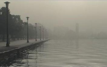 Η ατμοσφαιρική ρύπανση «πνίγει» τον Βόλο