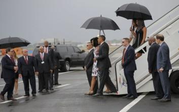 Ιστορικές στιγμές ζουν Κούβα και ΗΠΑ