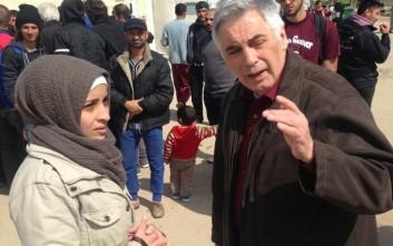 Πελεγρίνης: Έτοιμη η Πολιτεία για την ένταξη των προσφυγόπουλων στον εκπαιδευτικό ιστό