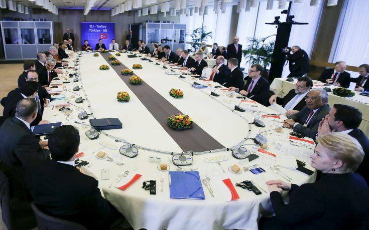 Χωρίς αποτέλεσμα ολοκληρώθηκε η Σύνοδος Κορυφής για το προσφυγικό