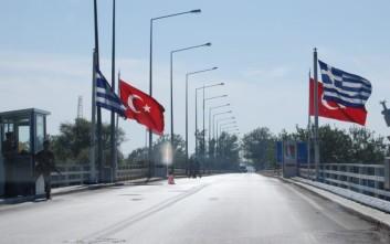 Συνεχίζονται οι επαναπροωθήσεις παράτυπων μεταναστών στην Τουρκία
