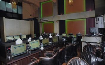 Μίνι καζίνο εντοπίστηκε στο κέντρο της Αθήνας