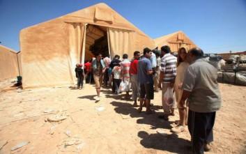 Αποκλεισμένοι από το σύστημα υγείας οι σύροι πρόσφυγες στην Ιορδανία