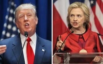 Στη «μάχη» του Κεντάκι και Όρεγκον ο Τραμπ και η Κλίντον