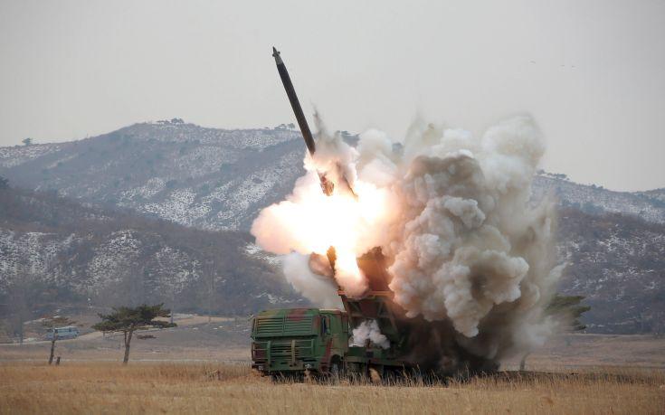 Τίλερσον: Eπιχείρηση κατά της Β. Κορέας είναι «μια επιλογή στο τραπέζι»