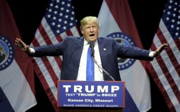 Τραμπ: Θεωρώ τον εαυτό μου ως τον πιθανό προεδρικό υποψήφιο
