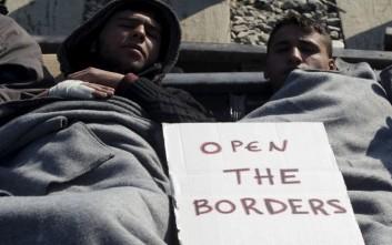 Σφοδρή πολιτική κόντρα στην Αυστρία με φόντο την προσφυγική κρίση στην… Ελλάδα