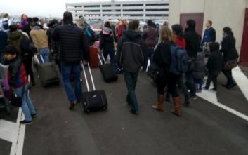 Ασφαλείς επιστρέφουν από τις Βρυξέλλες οι Έλληνες μαθητές