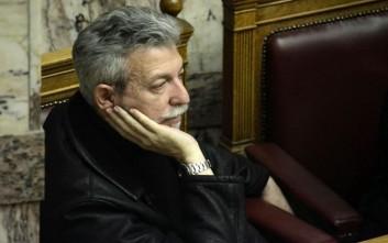 Πολιτική θύελλα για τον Σταύρο Κοντονή: Τέθηκε εκτός ΣΥΡΙΖΑ με σκληρή γλώσσα και από τις δύο πλευρές