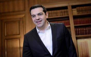 Θερμά συγχαρητήρια του πρωθυπουργού στην Κατερίνα Στεφανίδη